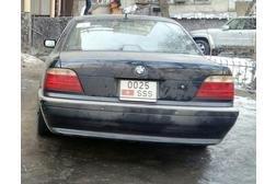 Продам BMW 740 2001 - Бишкеке